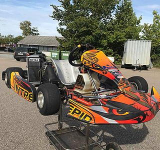 Intrepid Rotax Senior